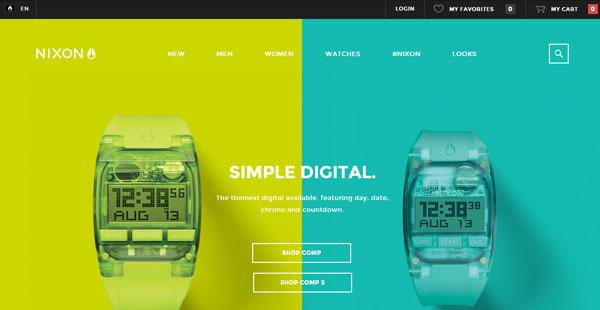 טרנדים בעיצוב ובניית אתרים 2015